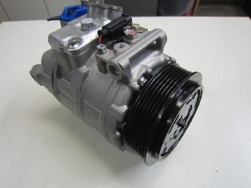 ACコンプレッサーはリビルト品と交換
